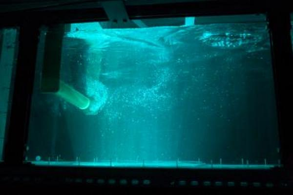VIVACE generates big power from small currents
