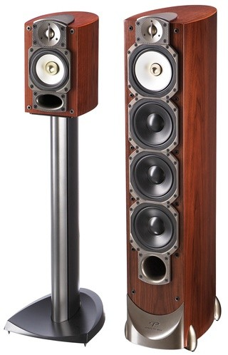 Paradigm Reference Studio 10 and 100 speakers