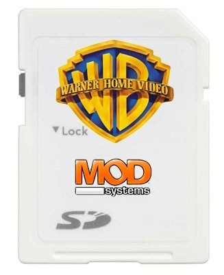 SD card Warner and MOD