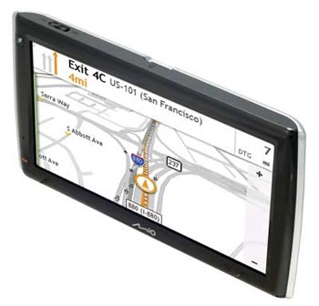 Mio launches four new Moov navigators at CES Ces09-mio-moov_gps