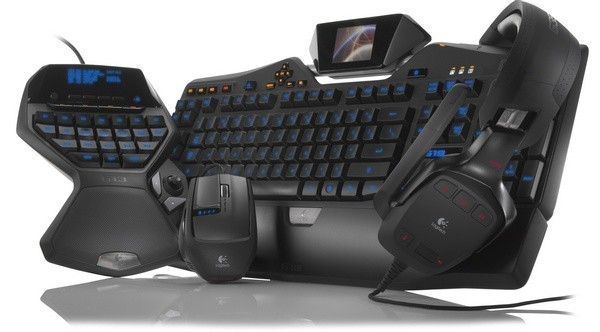 Logitech introduces G-series peripherals for gamers who need lots of buttons