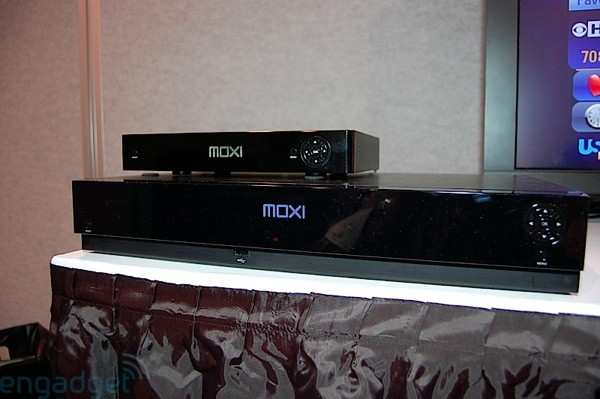 Digeo Moxi DVR