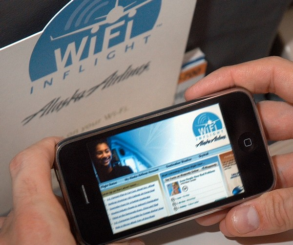 Alaska Airlines offering in-flight WiFi -- but not in Alaska