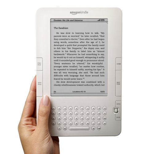 Product shot of new Kindle