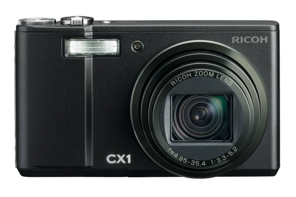 Ricoh's CX1 point and shoot combines two for greater dynamic range, glory