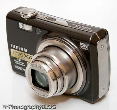 FijuFilm's FinePix F200EXR, and its pricetag, get reviewed