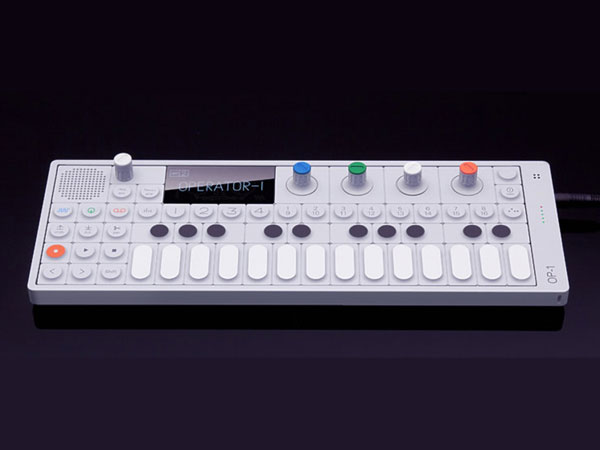 Teenage Engineering 39 S Op 1 Synthesizer Sure To Entice Mark