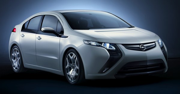 Opel Ampera popular in ye old country, likely to meet sales goals unlike Volt