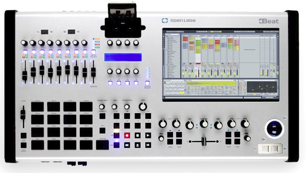 OpenLabs DBeat blends computer, audio control surface into amazing ...