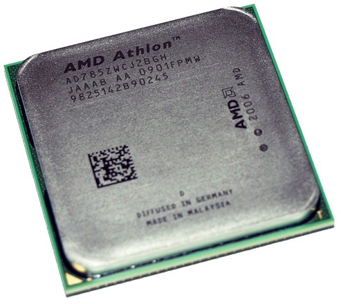 AMD Athlon X2-7850 Black Edition, il canto del cigno