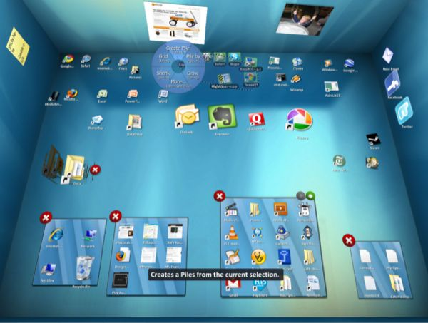 desktop wallpaper organizer