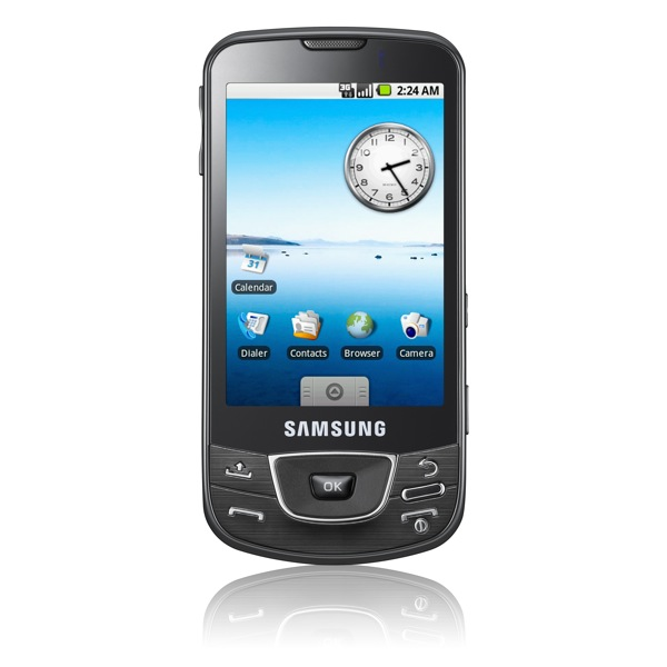Samsung I7500 With Oled Touchscreen Powered By Android Dreams