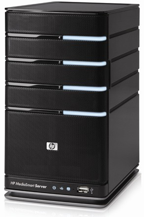 HP MediaSmart Server EX485