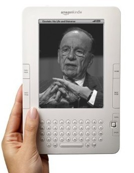 Rupert Murdoch wants in on the e-book action