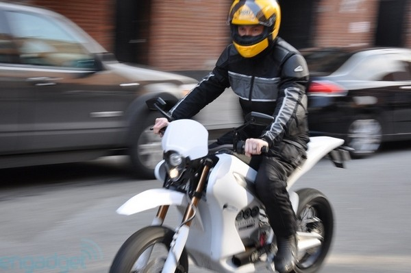 Zero S electric motorcycle test ride and review