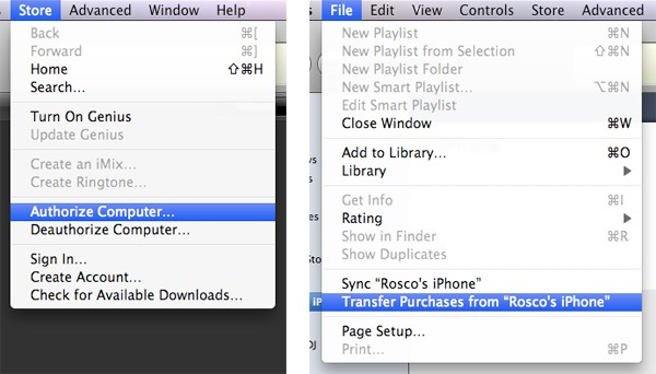 how to put a video on my phone from itunes