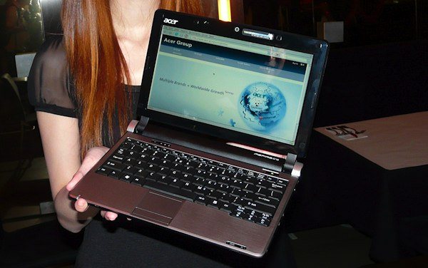 Recently Showed Off A Seemingly Ready For Production Android Based Netbook But Later Denied Plans To Sell It After Apparent Pressure From Microsoft