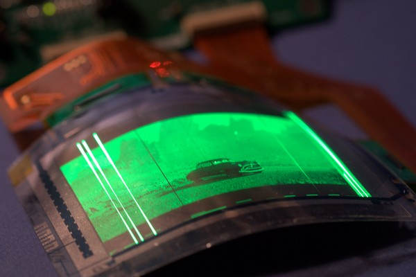 New mass-production technique for flexible OLED could make them cheap