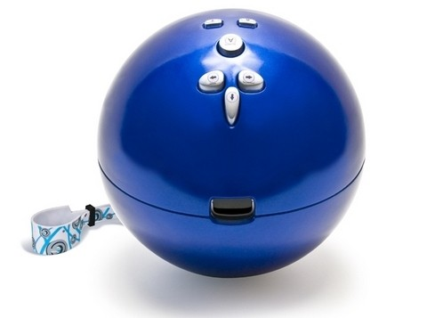 CTA's Bowling Ball for Wii comes with giant wrist strap, zero liability