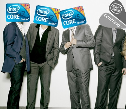 new cores on the block rm eng New Intel Processors Include Core i5 and Core i3