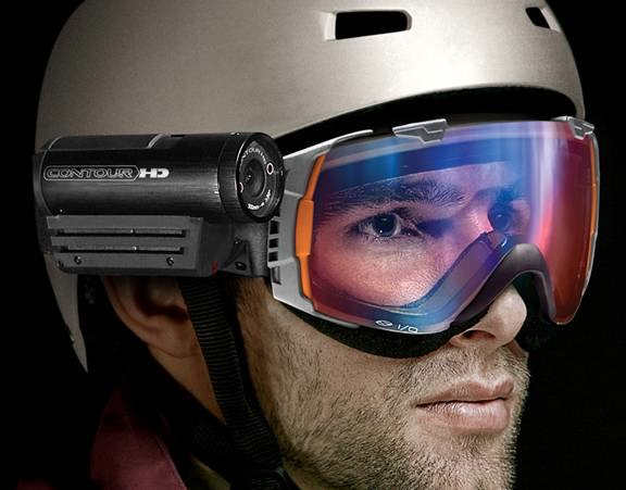 ContourHD helmet cam now shipping for aggro dads everywhere