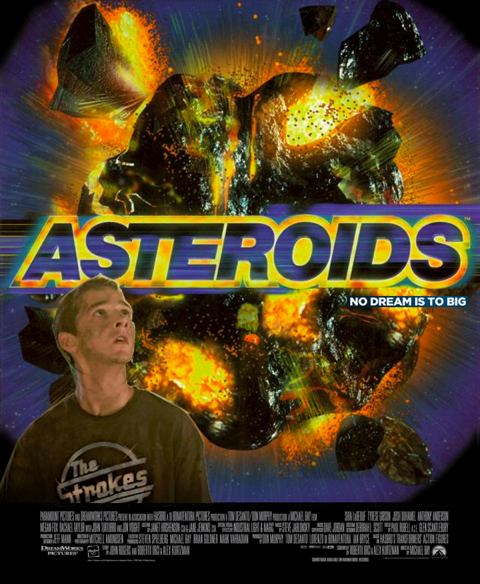 Asteroide (2013) Movie