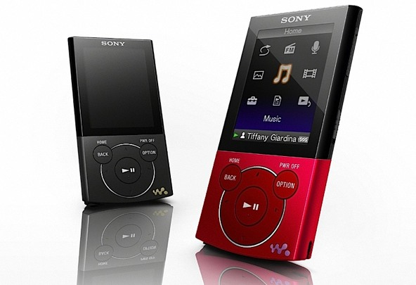 sony e-series