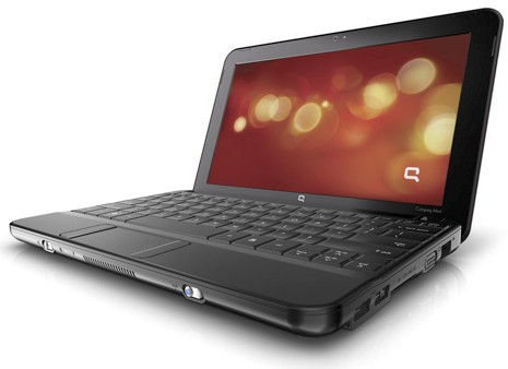 compaq netbook