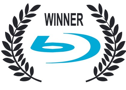 Blu-ray winner logo