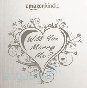 I know we all barely know each other right now... Kindle-willyoumarryme