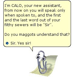 DARPA's CALO project, the militaristic Clippy, set to invade iPhones this year