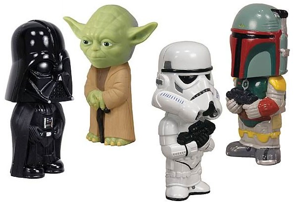 star wars flash drives 39 giant heads seep into our teensy. Black Bedroom Furniture Sets. Home Design Ideas