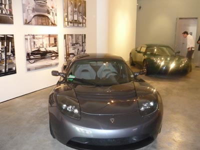 Tesla goes Big Apple with Chelsea showroom
