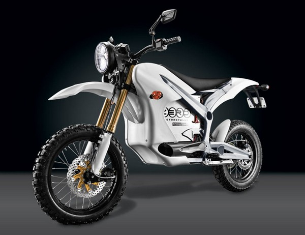 Zero Motorcycles bridges the dirt/street gap with the Zero DS electric motorcycle