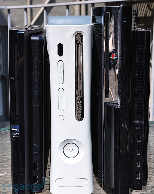 previous 1 of 22 nextPs3 Super Slim Vs Xbox 360 Slim