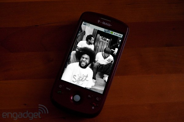T-Mobile's myTouch 3G gets rooted, Questlove unavailable for comment