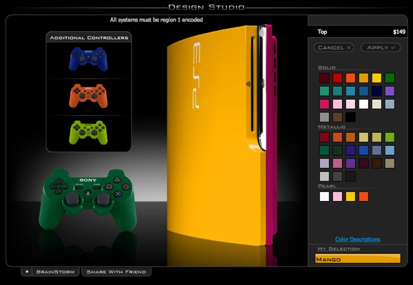 sony s ps3 slim gets the colorware treatmentPs3 Super Slim Pink