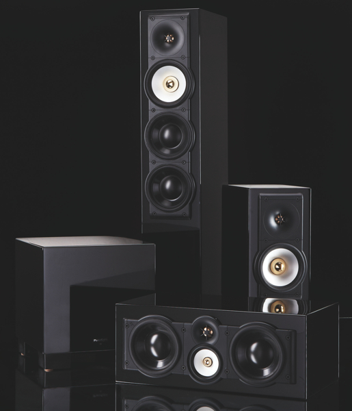 Paradigm SE speakers