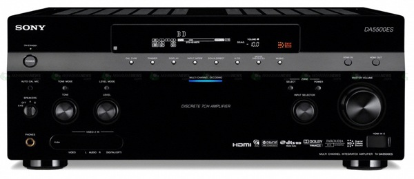 Sony STR-DA5500ES receiver