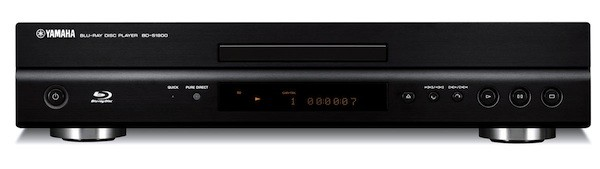 Yamaha Blu-ray players