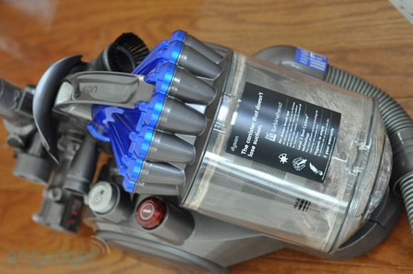 Dyson dc23 turbinehead impressions for Dyson dc23 motor stopped working