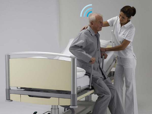 GE's Wireless Patient Monitoring System beams your vitals at 2360MHz