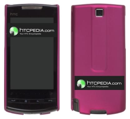 Is this AT&amp;T's HTC Pure, clad in shimmering purple?