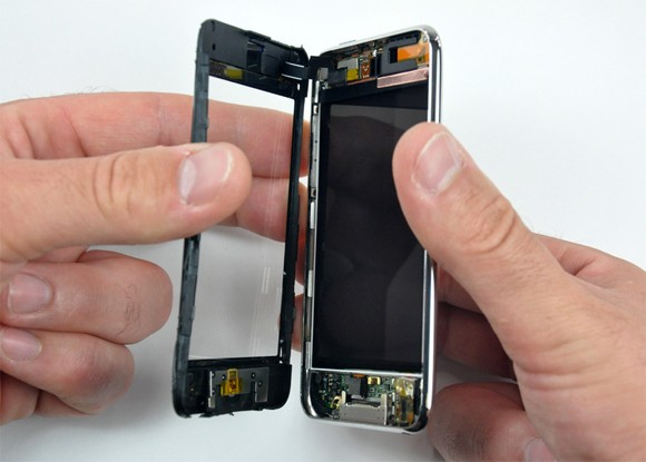 ipod touch inside