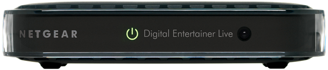 netgear digital entertainer
