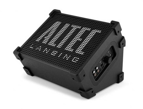 Altec Lansing Stage Gig Monitor Further Enforces Faux Rock Fantasies
