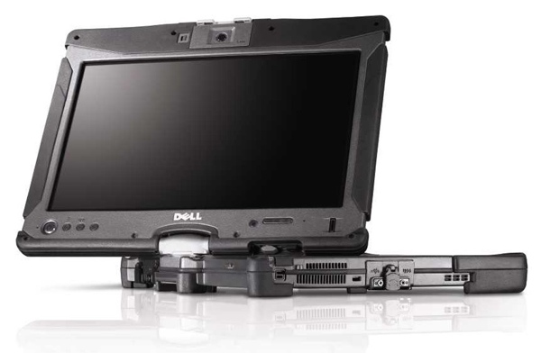 Dell Latitude XT2 XFR Rugged Convertible Tablet PC with Multitouch Dell-xt2-xfr-10-27-09