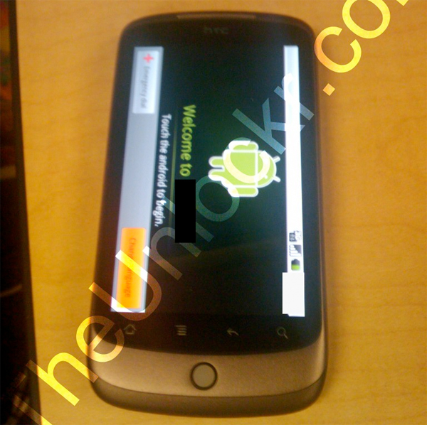 Technology Movement Blog: Mysterious HTC Android phone ...