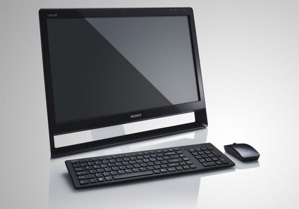 Sony's VAIO L HD touchscreen all-in-one