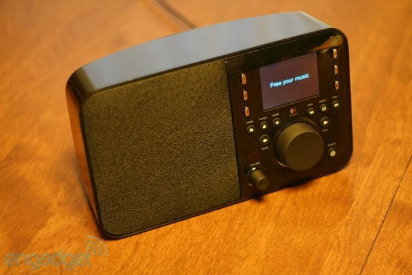 Logitech Squeezebox Radio review